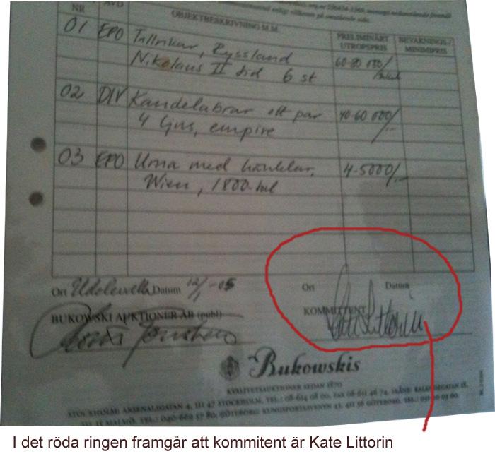 kommitent Kate Littorin